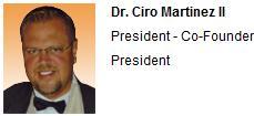 Dr. Ciro Martinez II