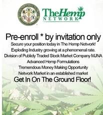 The Hemp Network is a new division of Medical Marijuana Inc