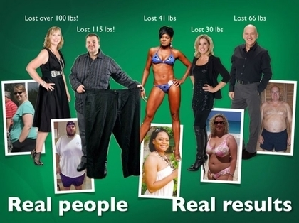 ViSalus results picture