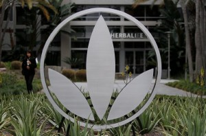 Herbalife Ltd. of Los Angeles has been fighting allegations it operates a pyramid scheme. (Mark Boster / Los Angeles Times)